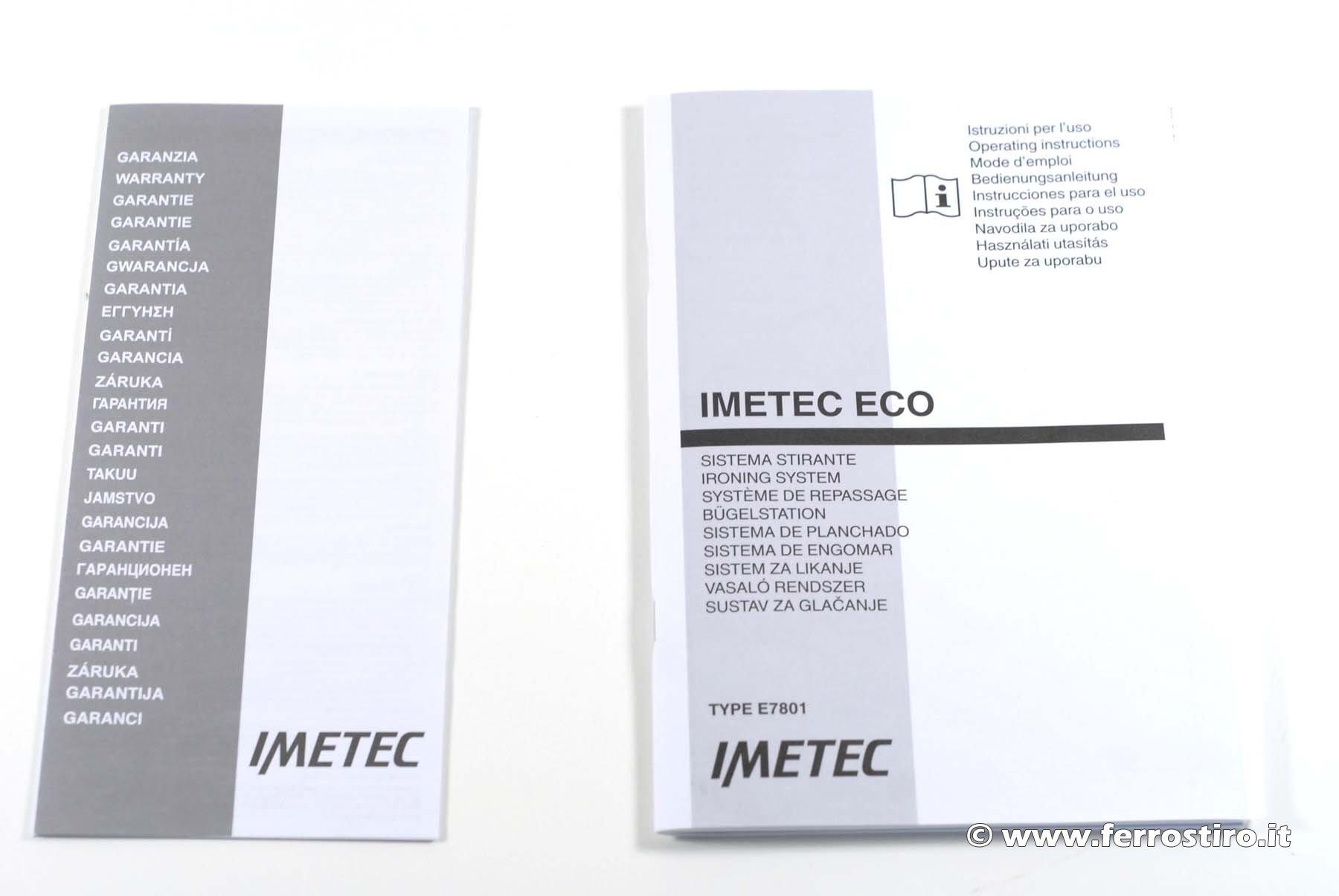 Schema Cablaggio Ferro Da Stiro : Imetec eco compact opinioni e prezzi acquistalo
