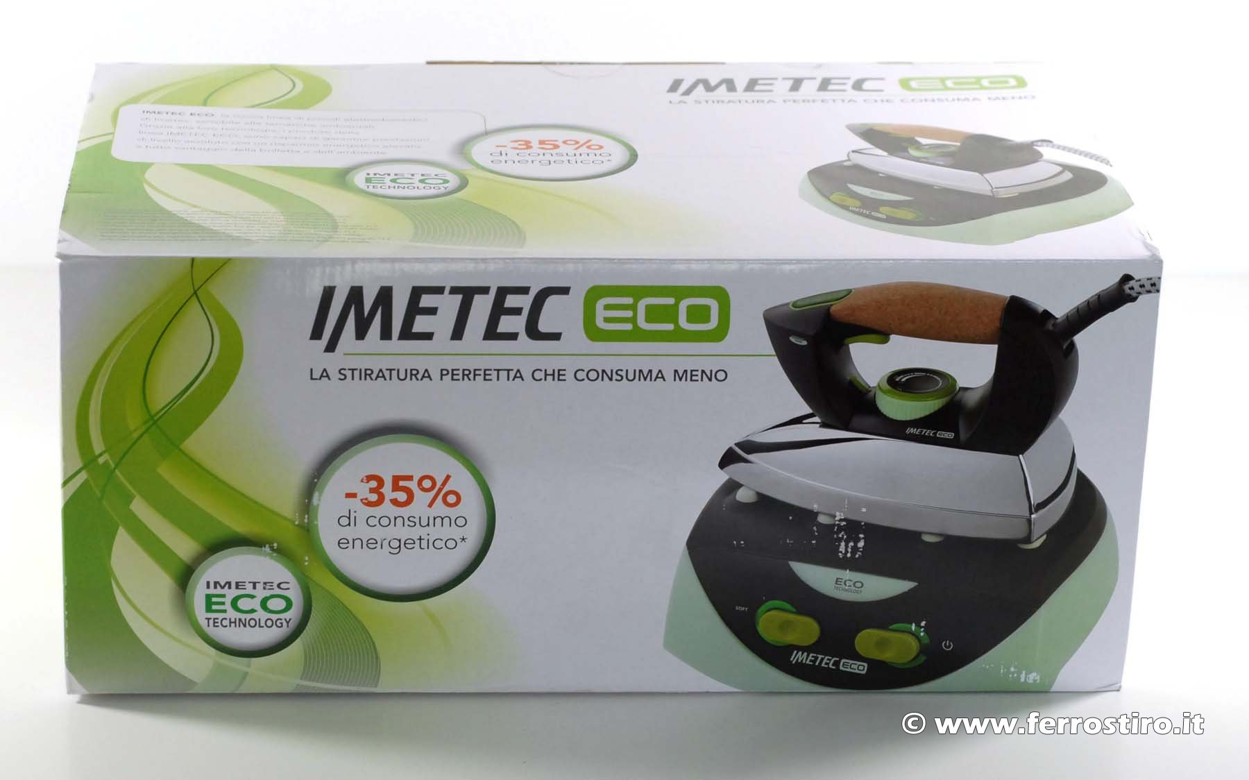Finest imetec eco compact confezione with imetec for Imetec estrattore