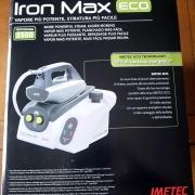 imetec iron max eco professional 2500 - la confezione