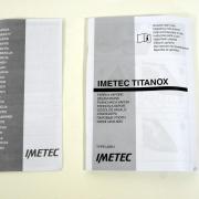 Imetec Titanox Eco K112 Gli accessori