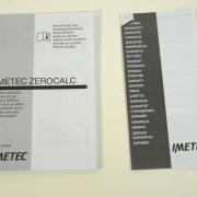 Imetec ZeroCalc Eco K4 2400 gli accessori
