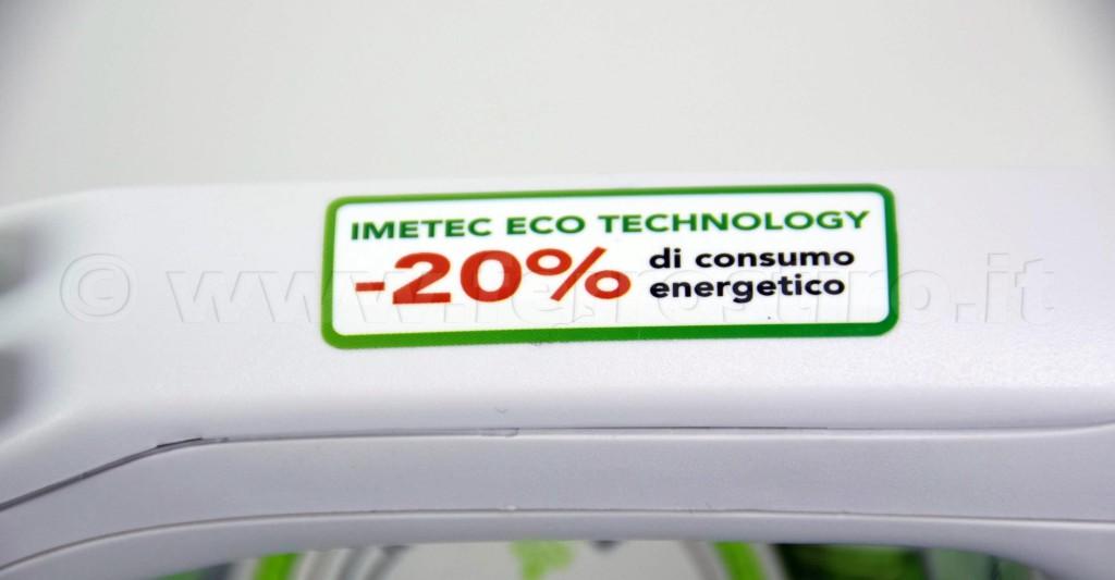 Risparmio funzione Eco