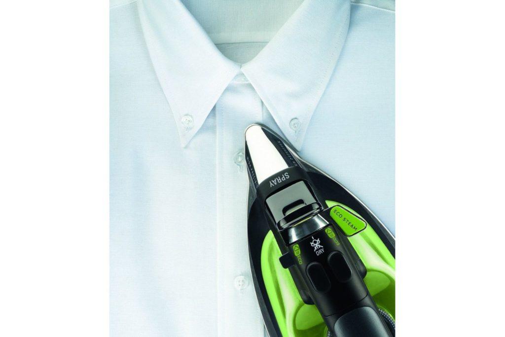 Rowenta DW 6010 ECO Intelligence stiratura di camicie