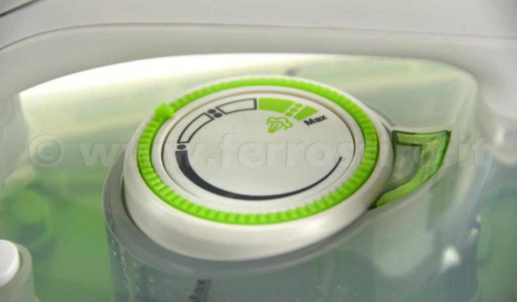 Ghiera vapore Eco